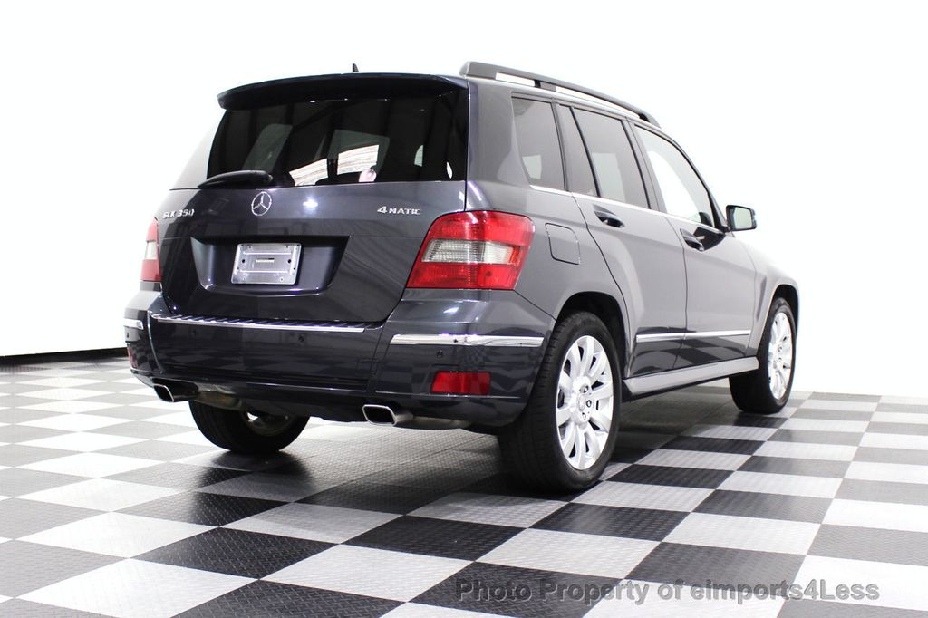 2010 Mercedes-Benz GLK CERTIFIED GLK350 4MATIC AWD  - 18032212 - 31
