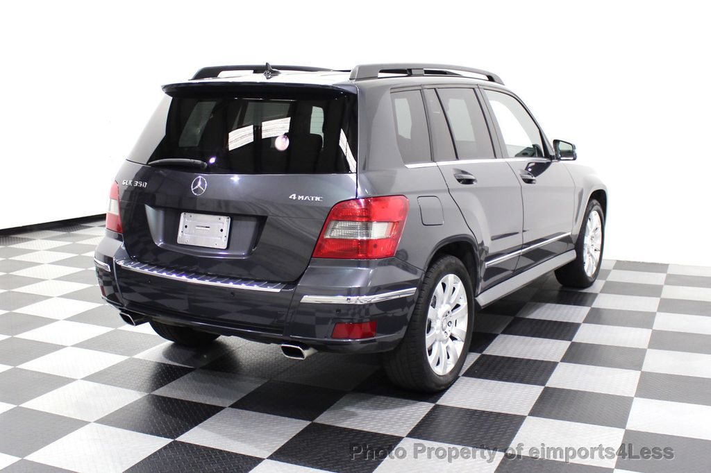 2010 Mercedes-Benz GLK CERTIFIED GLK350 4MATIC AWD  - 18032212 - 3