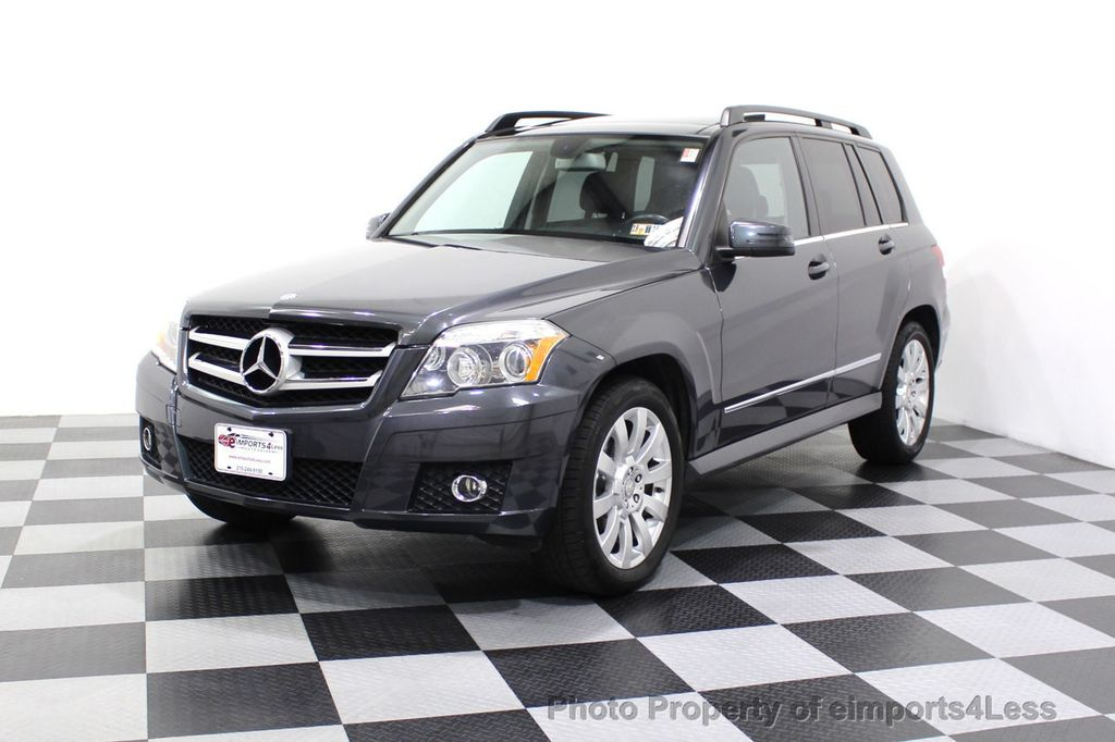 2010 Mercedes-Benz GLK CERTIFIED GLK350 4MATIC AWD  - 18032212 - 43
