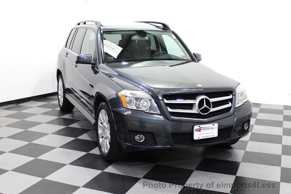 2010 Mercedes-Benz GLK CERTIFIED GLK350 4MATIC AWD  - 18032212 - 44