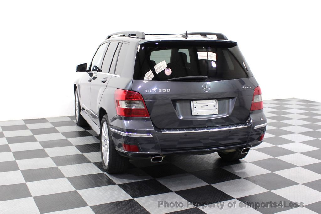 2010 Mercedes-Benz GLK CERTIFIED GLK350 4MATIC AWD  - 18032212 - 45