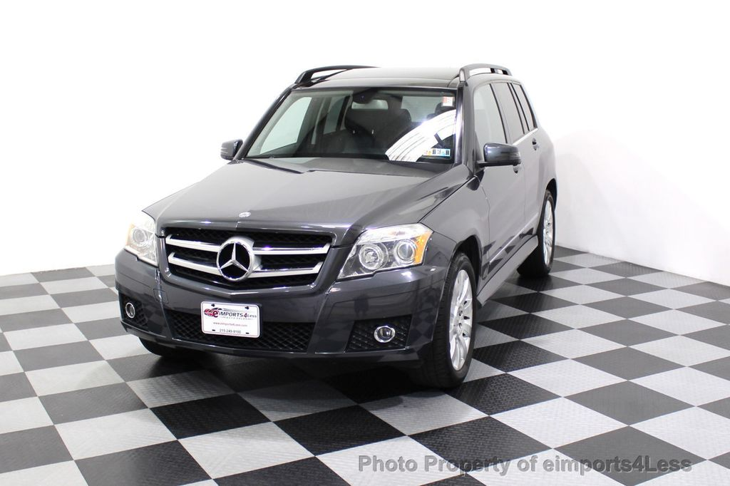 2010 Mercedes-Benz GLK CERTIFIED GLK350 4MATIC AWD  - 18032212 - 52