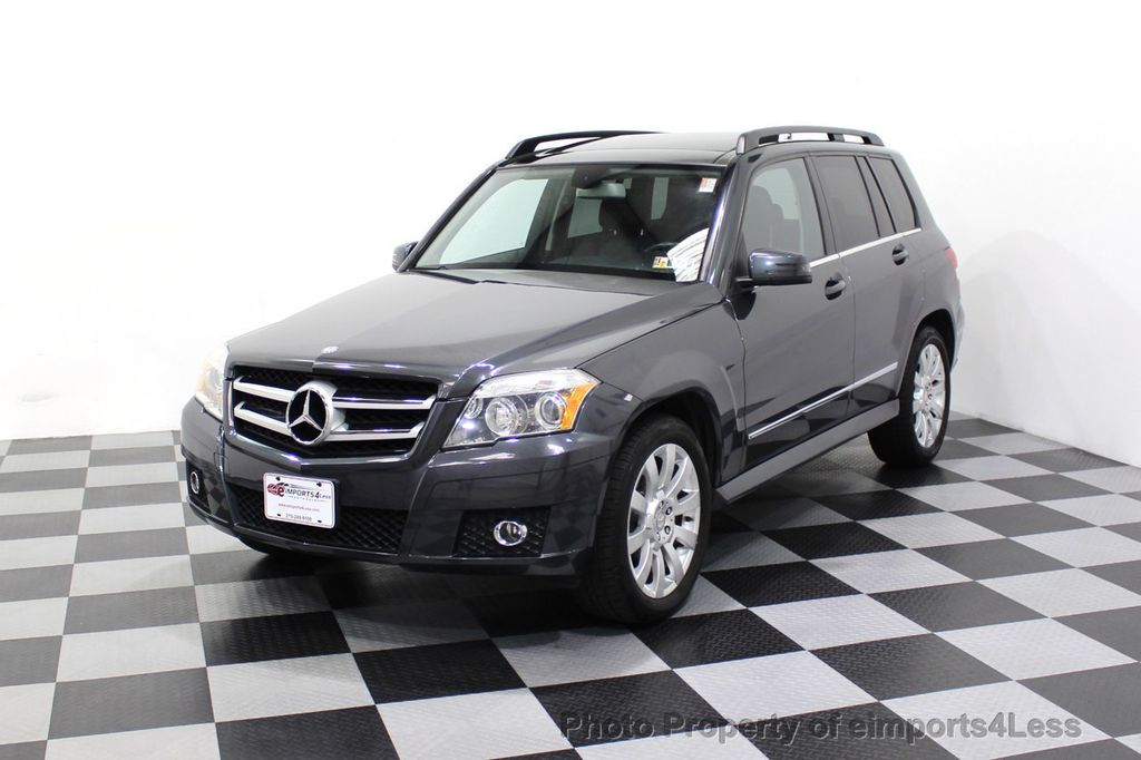 2010 Mercedes-Benz GLK CERTIFIED GLK350 4MATIC AWD  - 18032212 - 53