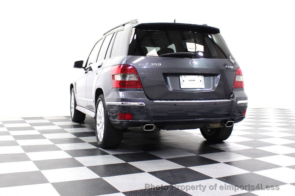2010 Mercedes-Benz GLK CERTIFIED GLK350 4MATIC AWD  - 18032212 - 54