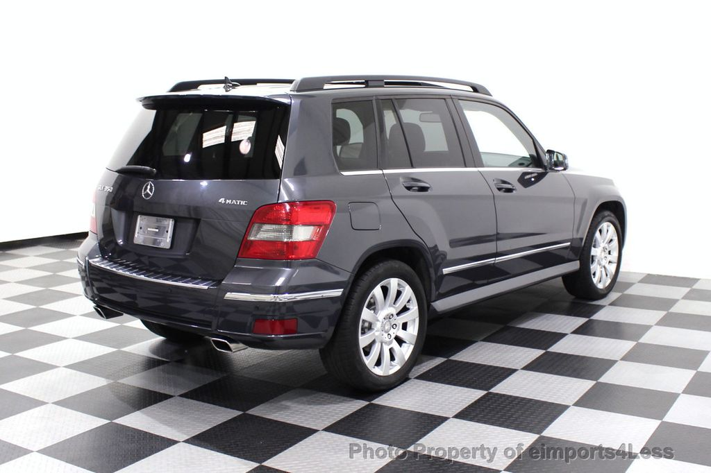 2010 Mercedes-Benz GLK CERTIFIED GLK350 4MATIC AWD  - 18032212 - 55