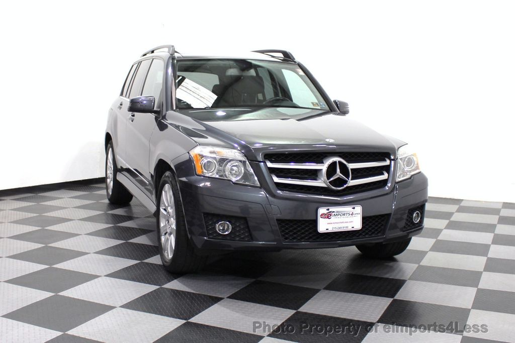 2010 Mercedes-Benz GLK CERTIFIED GLK350 4MATIC AWD  - 18032212 - 56