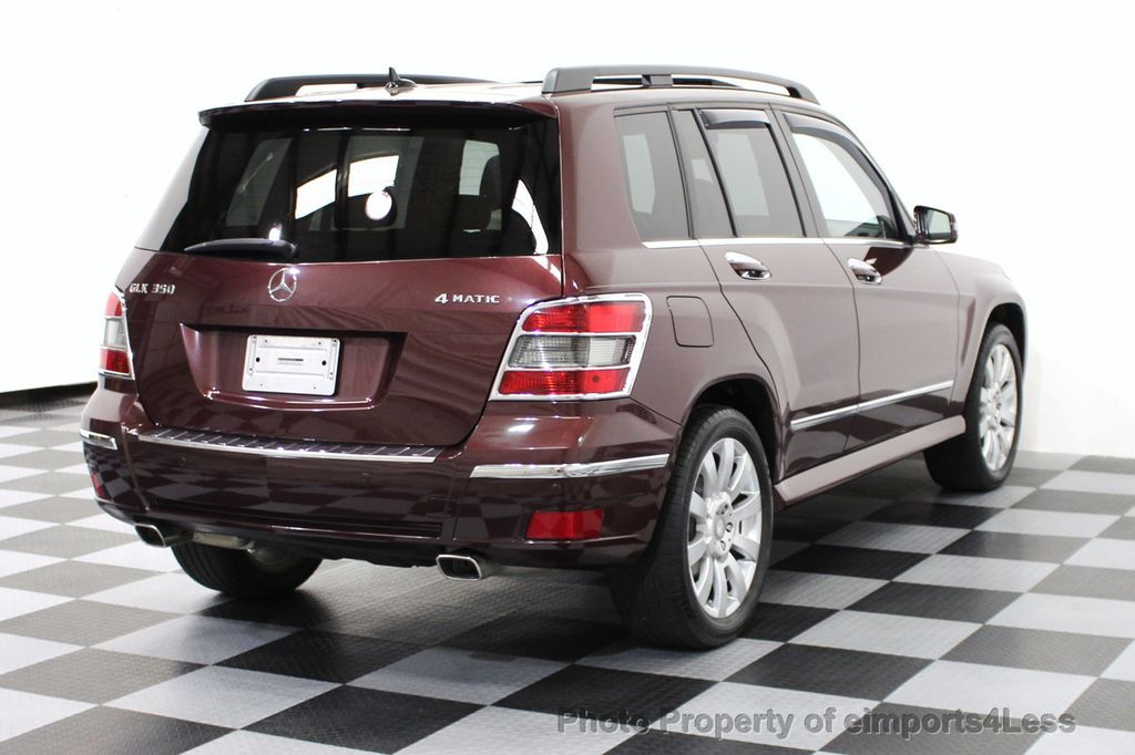 2010 used mercedes benz glk certified glk350 4matic awd for Used mercedes benz glk