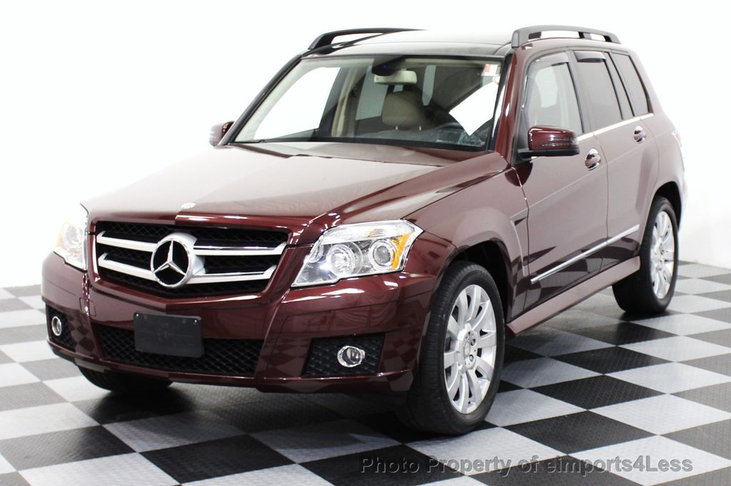 2010 Used Mercedes Benz Glk Certified Glk350 4matic Awd