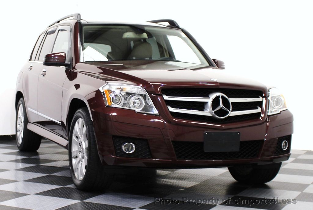 2010 used mercedes benz glk certified glk350 4matic awd for Mercedes benz 2010 suv