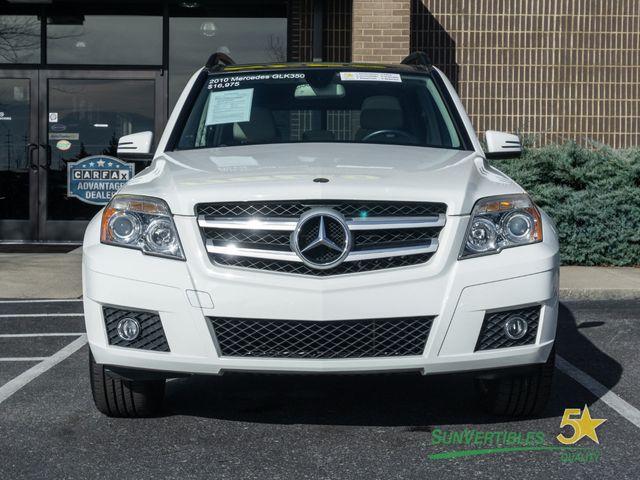 2010 Mercedes-Benz GLK GLK 350 4MATIC 4dr 350 - 18352393 - 3