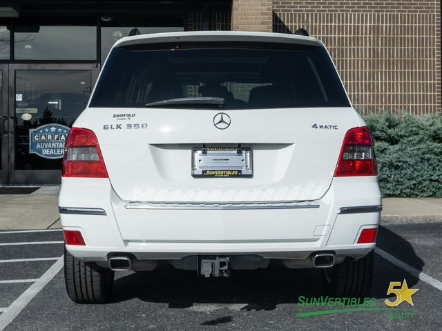 2010 Mercedes-Benz GLK GLK 350 4MATIC 4dr 350 - 18352393 - 8