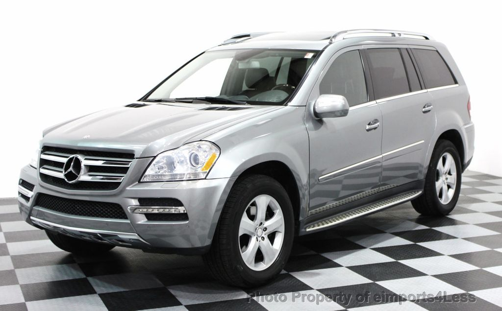 2010 used mercedes benz gl class certified gl450 4matic for Used mercedes benz mn
