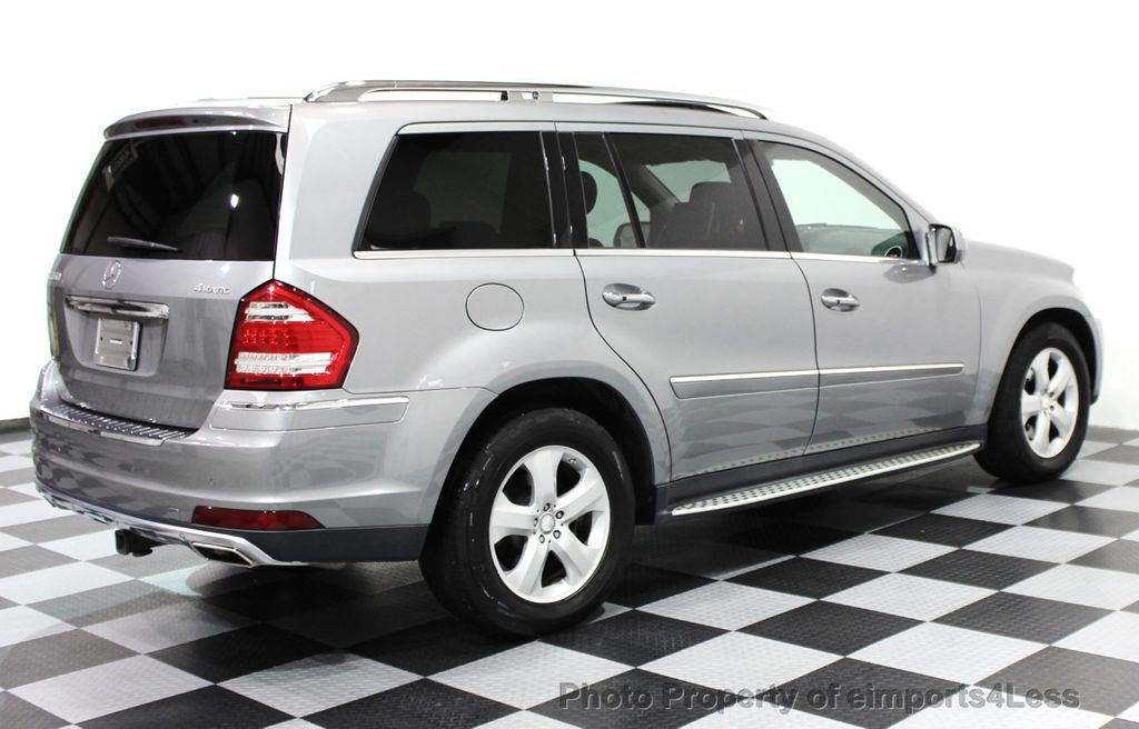 2010 used mercedes benz gl class certified gl450 4matic for Mercedes benz gl450 suv
