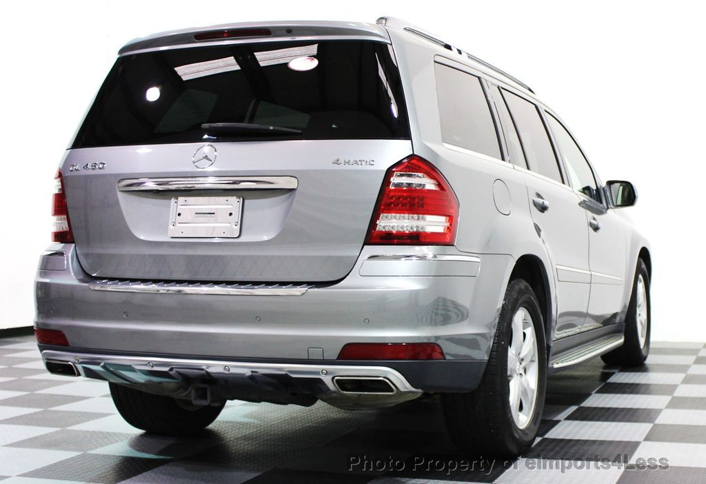 2010 used mercedes benz gl class certified gl450 4matic for Mercedes benz seven seater