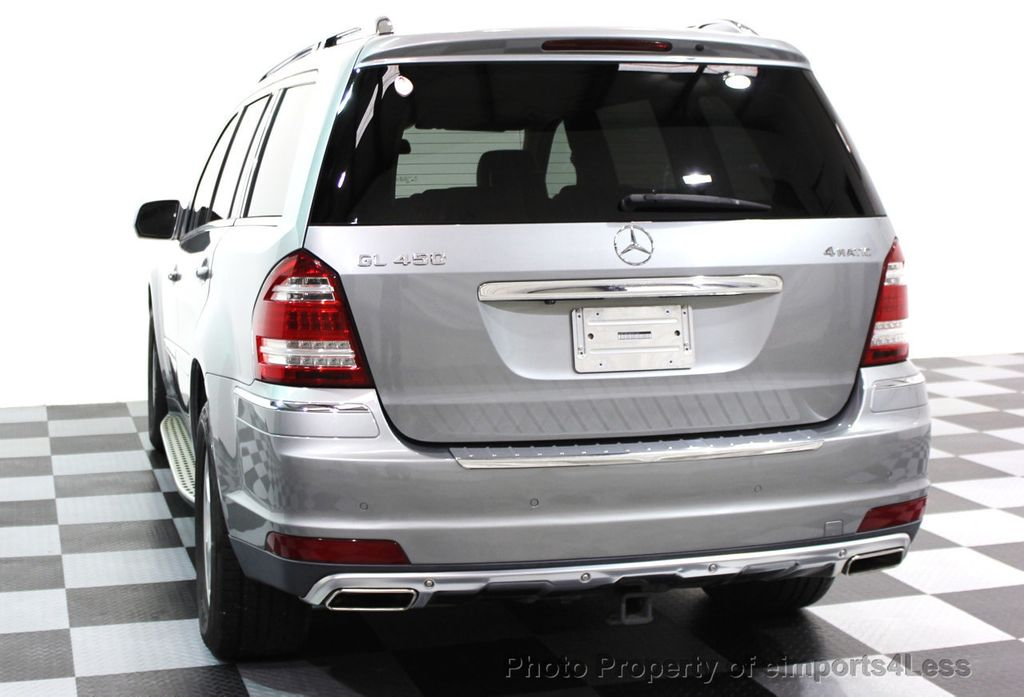2010 used mercedes benz gl class certified gl450 4matic for Mercedes benz suv cars