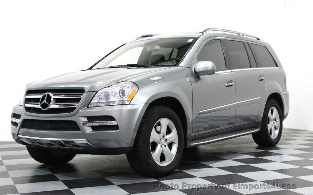 2010 used mercedes benz gl class certified gl450 4matic for Used mercedes benz gl450 4matic