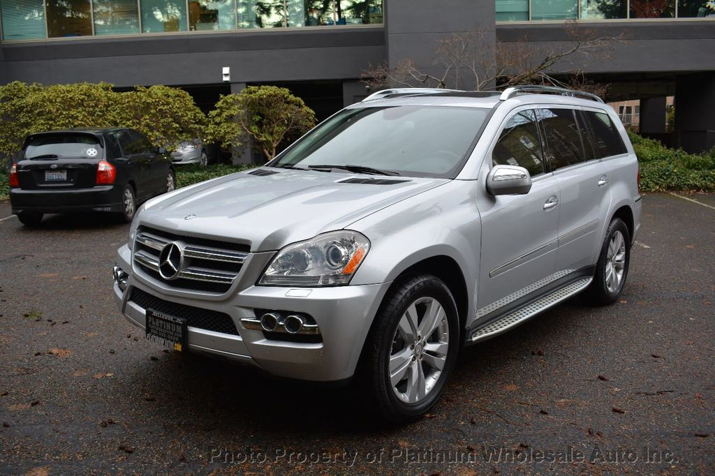 2010 Mercedes-Benz GL-Class COMPARE TO ANY NON NICER IN WASHINGTON LOADED WITH OPTIONS - 18395661 - 0