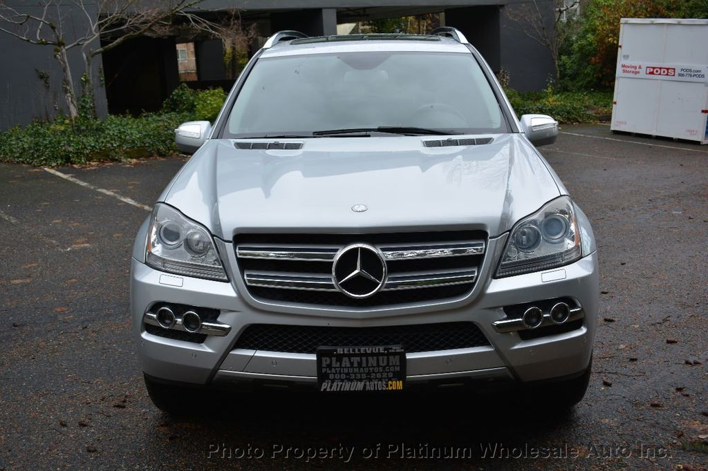 2010 Mercedes-Benz GL-Class COMPARE TO ANY NON NICER IN WASHINGTON LOADED WITH OPTIONS - 18395661 - 1