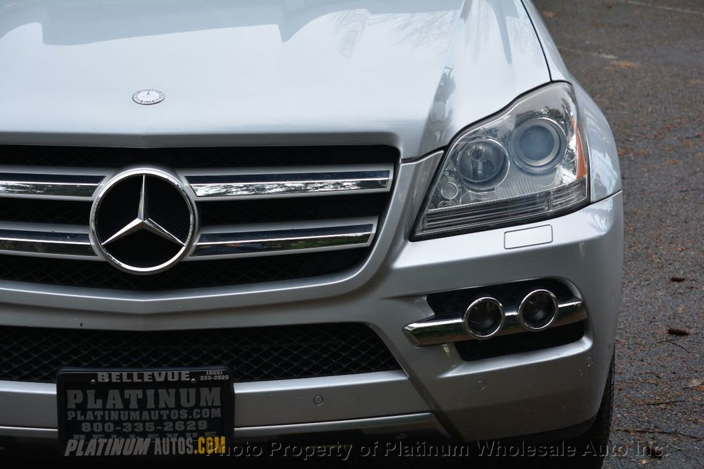 2010 Mercedes-Benz GL-Class COMPARE TO ANY NON NICER IN WASHINGTON LOADED WITH OPTIONS - 18395661 - 2