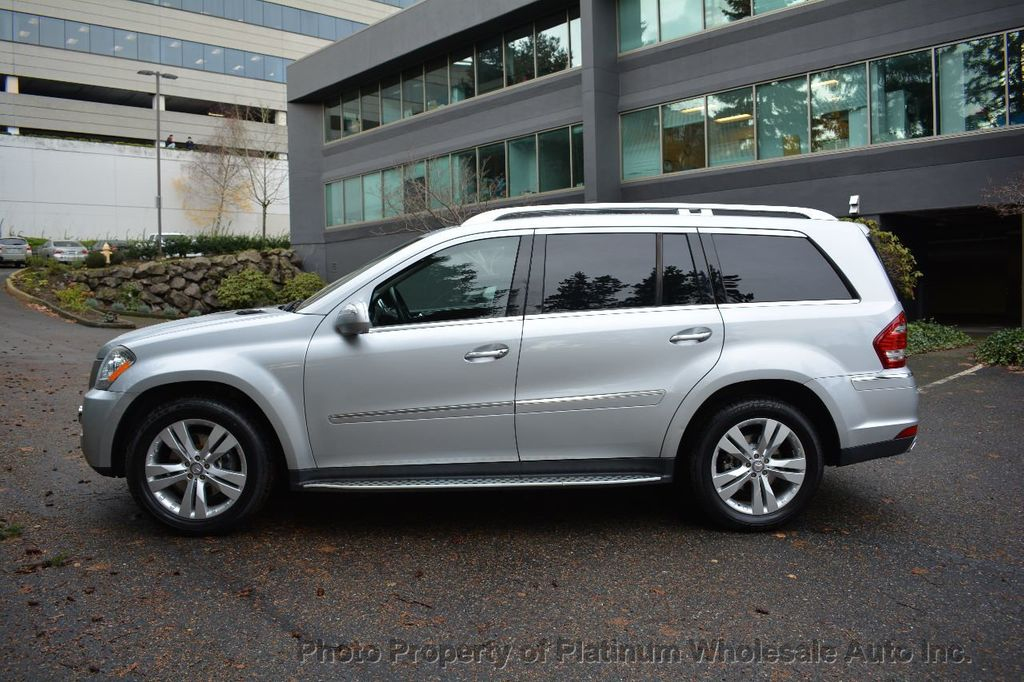 2010 Mercedes-Benz GL-Class COMPARE TO ANY NON NICER IN WASHINGTON LOADED WITH OPTIONS - 18395661 - 3