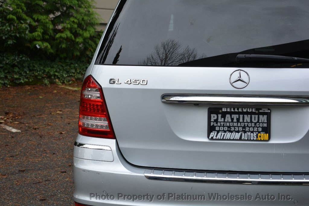 2010 Mercedes-Benz GL-Class COMPARE TO ANY NON NICER IN WASHINGTON LOADED WITH OPTIONS - 18395661 - 6