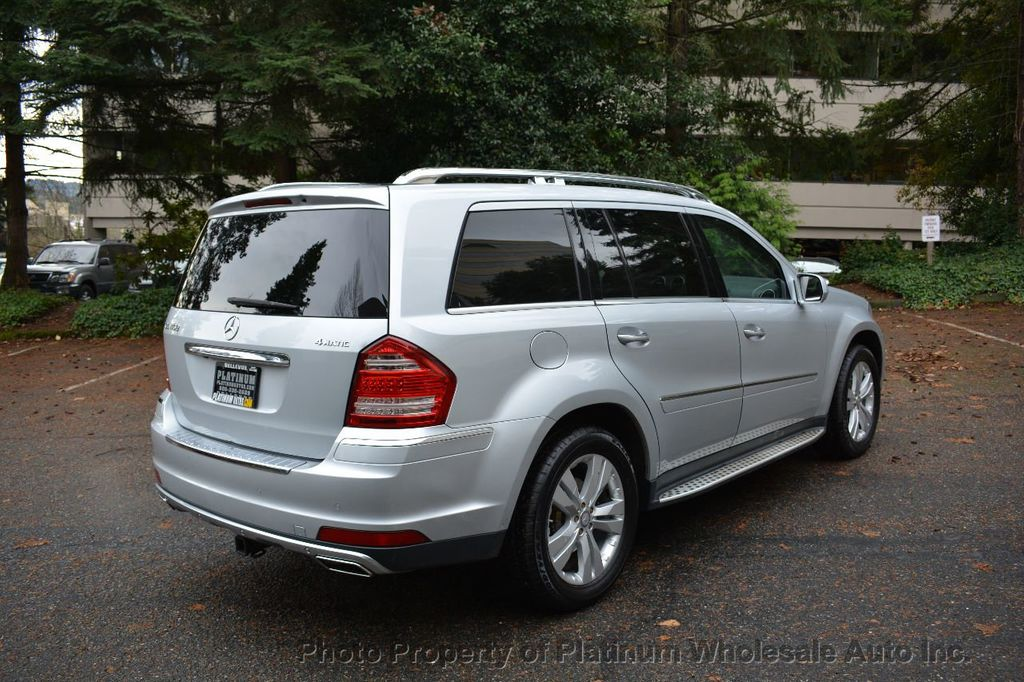 2010 Mercedes-Benz GL-Class COMPARE TO ANY NON NICER IN WASHINGTON LOADED WITH OPTIONS - 18395661 - 7