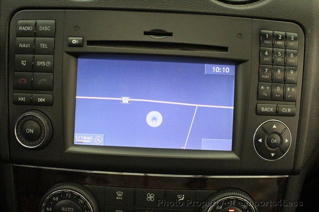 2010 Mercedes-Benz M-Class CERTIFIED ML350 4MATIC AWD NAV CAM MOON ROOF  - 18660585 - 5