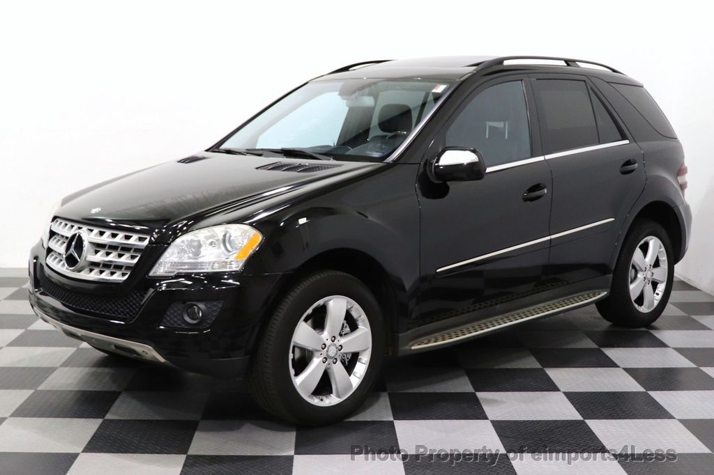 2010 Mercedes-Benz M-Class CERTIFIED ML350 4MATIC AWD NAV CAM MOON ROOF  - 18660585 - 10