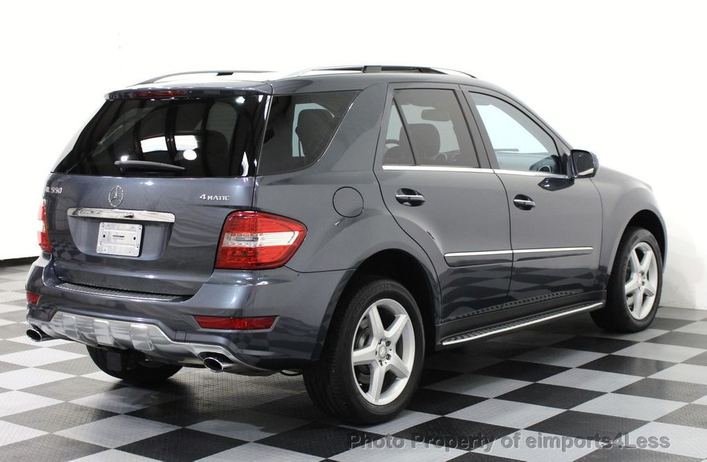 2010 used mercedes benz m class certified ml550 v8 awd suv for Mercedes benz 2010 suv