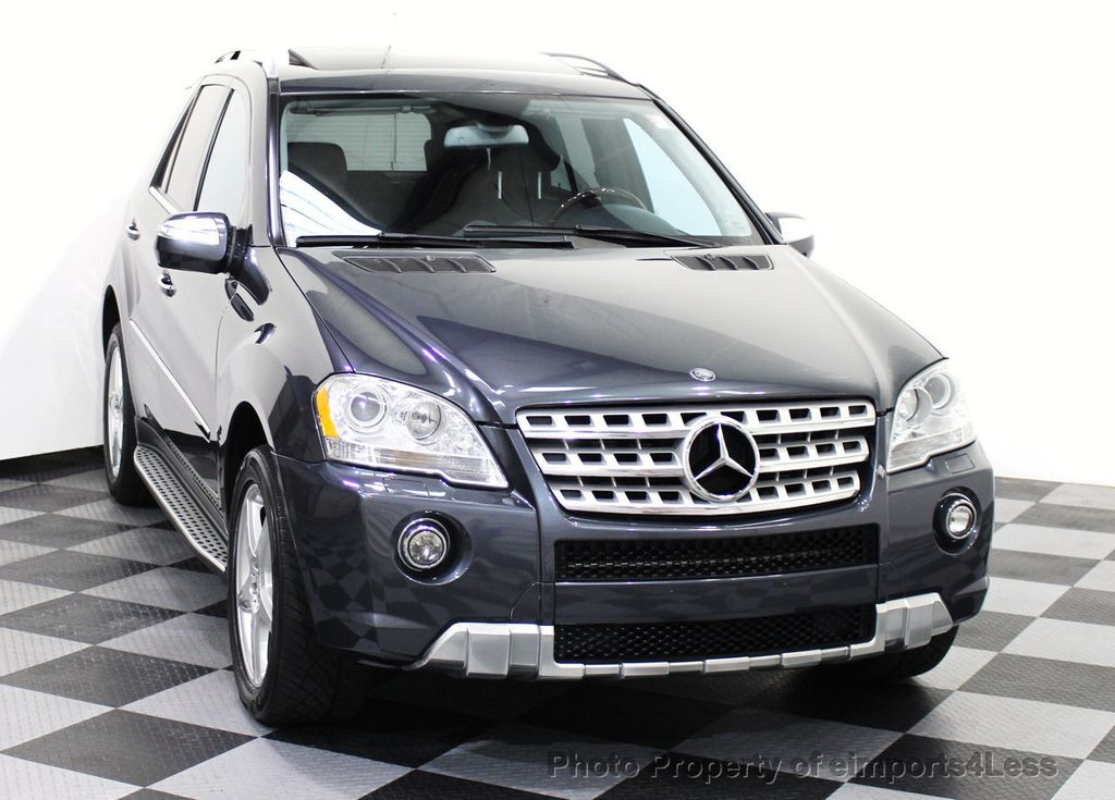 2010 used mercedes benz m class certified ml550 v8 awd suv camera navigation at eimports4less. Black Bedroom Furniture Sets. Home Design Ideas