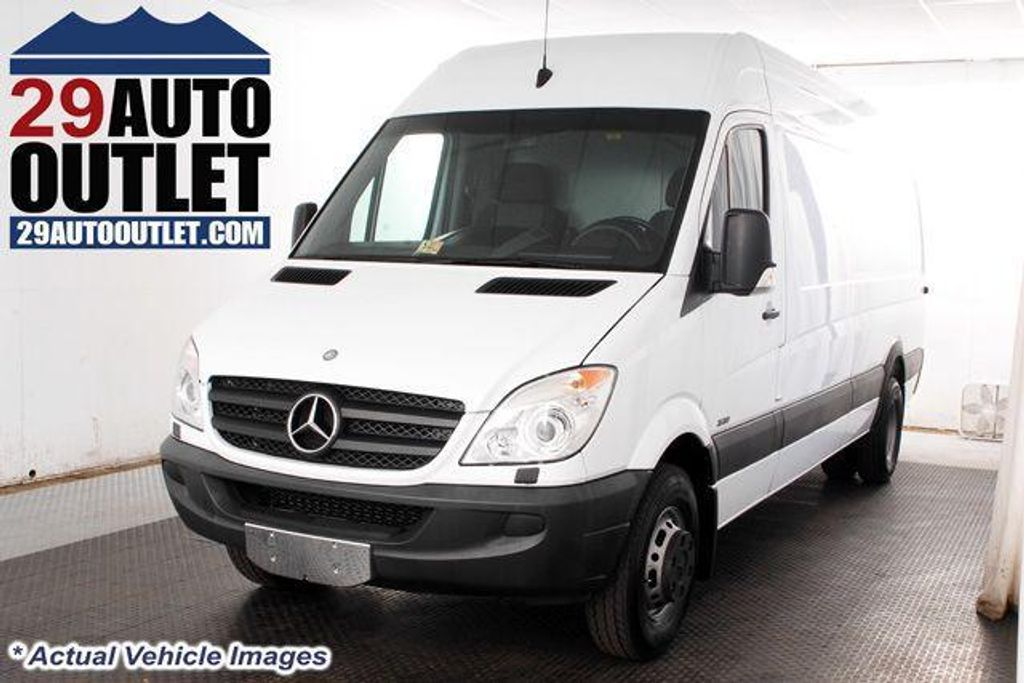 2010 used mercedes benz sprinter 3500 at country for Mercedes benz call center
