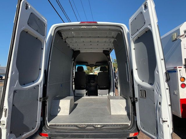 2010 Mercedes-Benz Sprinter 3500 Hi Top Roof Dual Rear Wheels Van 3500 1 Ton Cargo Van Dually - 16939626 - 16