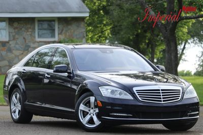 2010 Mercedes-Benz S-Class 4dr Sedan S 550 4MATIC