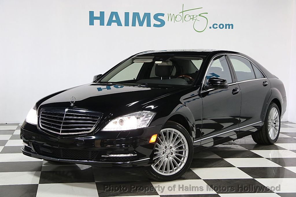 2010 used mercedes benz s class 4dr sedan s550 rwd at for Mercedes benz 2010 s550