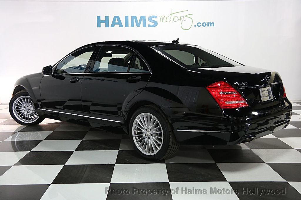 2010 Used Mercedes Benz S Class 4dr Sedan S550 Rwd At