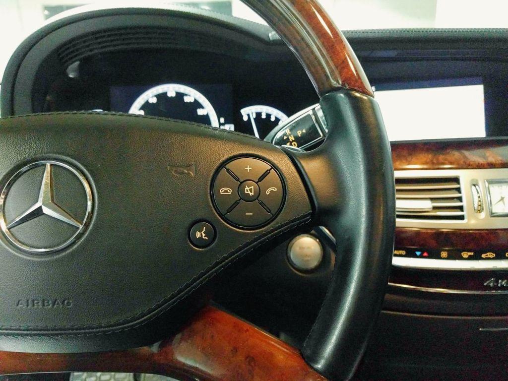 2010 Mercedes-Benz S-Class S550 4MATIC - 18562382 - 32