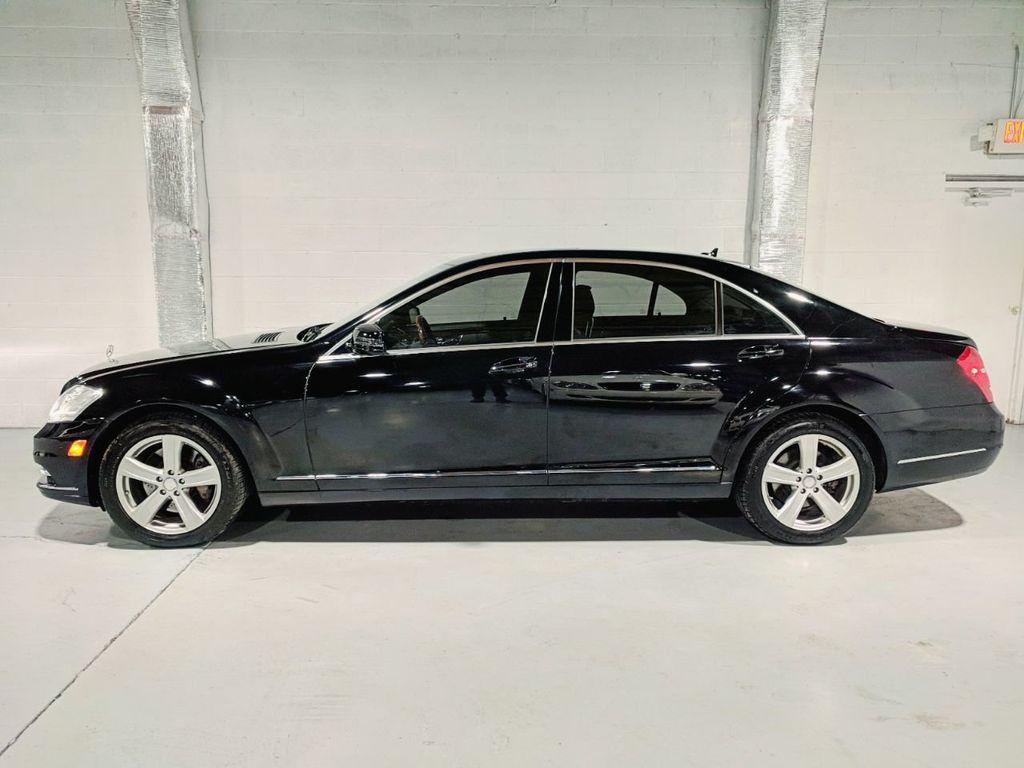 2010 Mercedes-Benz S-Class S550 4MATIC - 18562382 - 3