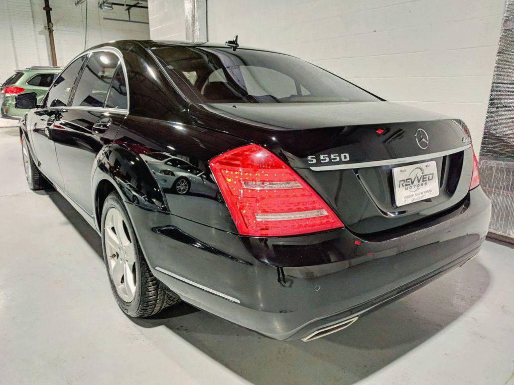 2010 Mercedes-Benz S-Class S550 4MATIC - 18562382 - 4