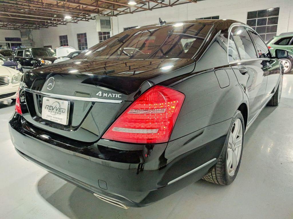 2010 Mercedes-Benz S-Class S550 4MATIC - 18562382 - 6