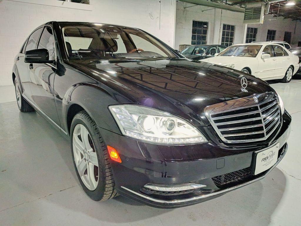 2010 Mercedes-Benz S-Class S550 4MATIC - 18562382 - 7