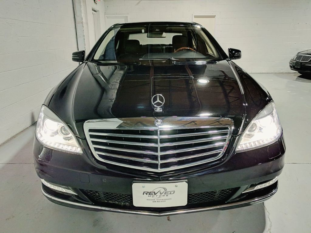 2010 Mercedes-Benz S-Class S550 4MATIC - 18562382 - 8