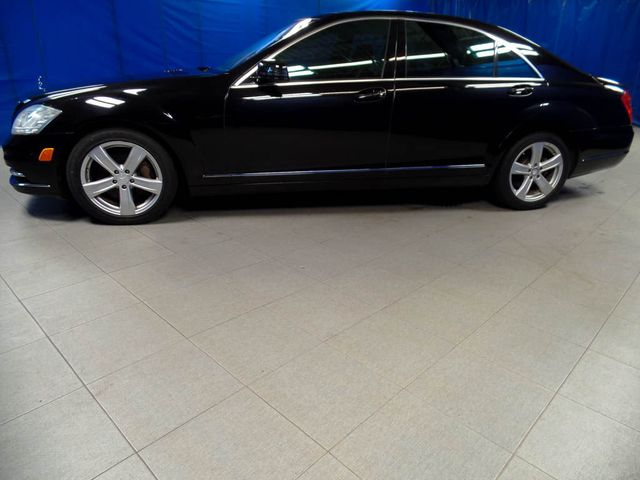 2010 Used Mercedes-Benz S-Class S550 4MATIC AWD at Northeast Auto Gallery  Serving Bedford, OH, IID 19132365