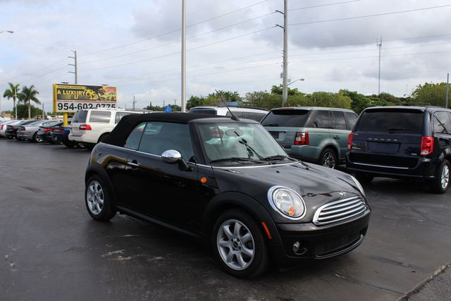 Used Mini Cooper Convertible >> 2010 Used Mini Cooper Convertible 2dr At A Luxury Autos Serving Miramar Fl Iid 14412726