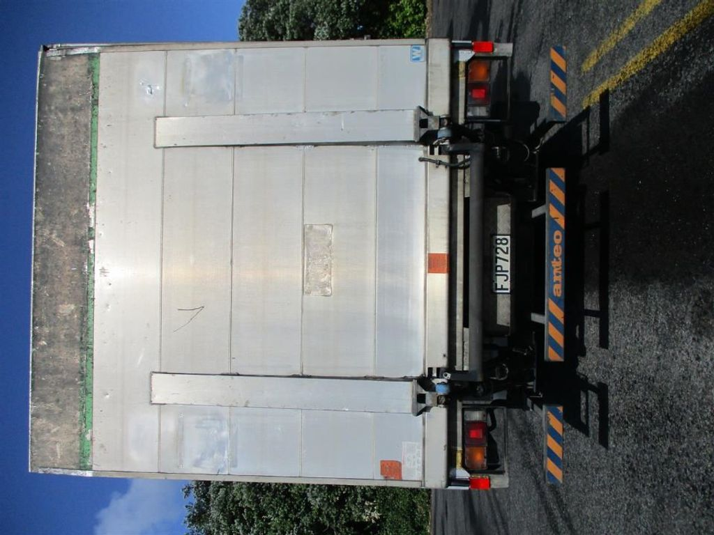 2010 Mitsubishi Fuso Fighter FU281U8 - 18373361 - 10