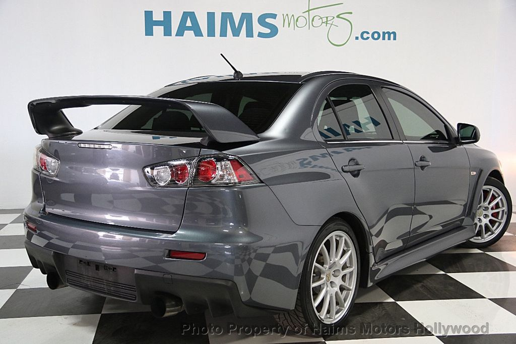 2010 Mitsubishi Lancer 4dr Sedan Evolution GSR   16088848   5