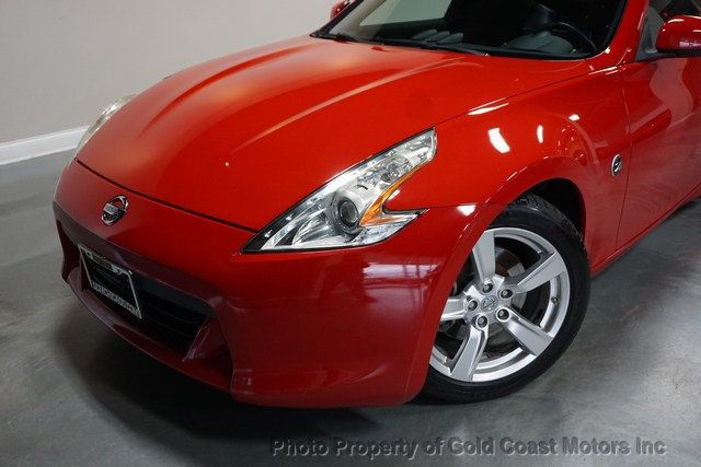 2010 Nissan 370Z 2dr Coupe Manual - Click to see full-size photo viewer