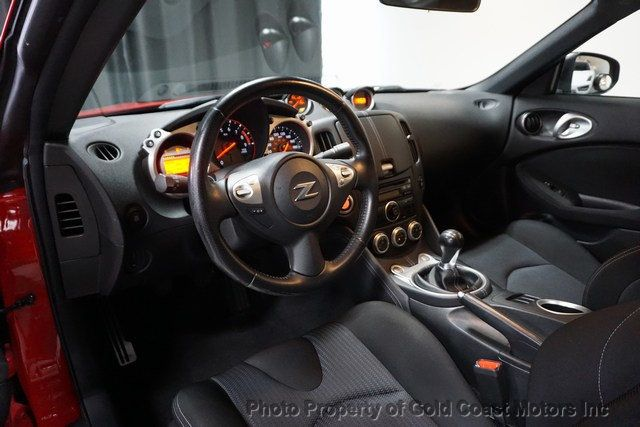 2010 Nissan 370Z 2dr Coupe Manual - 19530487 - 8