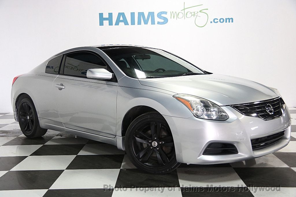 Wonderful 2010 Nissan Altima 2dr Coupe I4 CVT 2.5 S   16656253   2