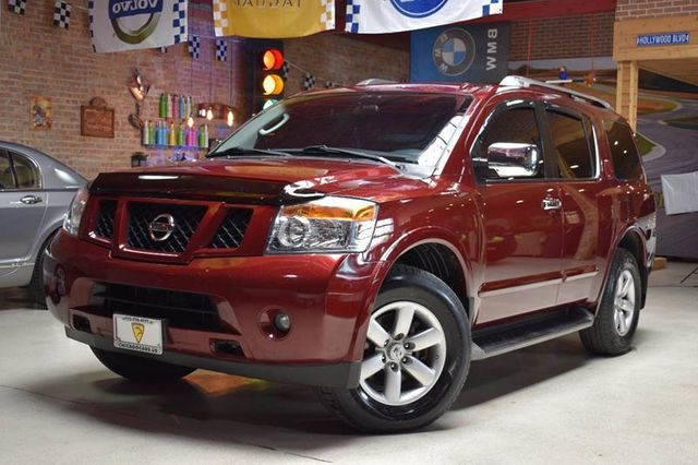 2010 Nissan Armada 4wd 4dr Se Suv For Sale Summit Argo Il 10985