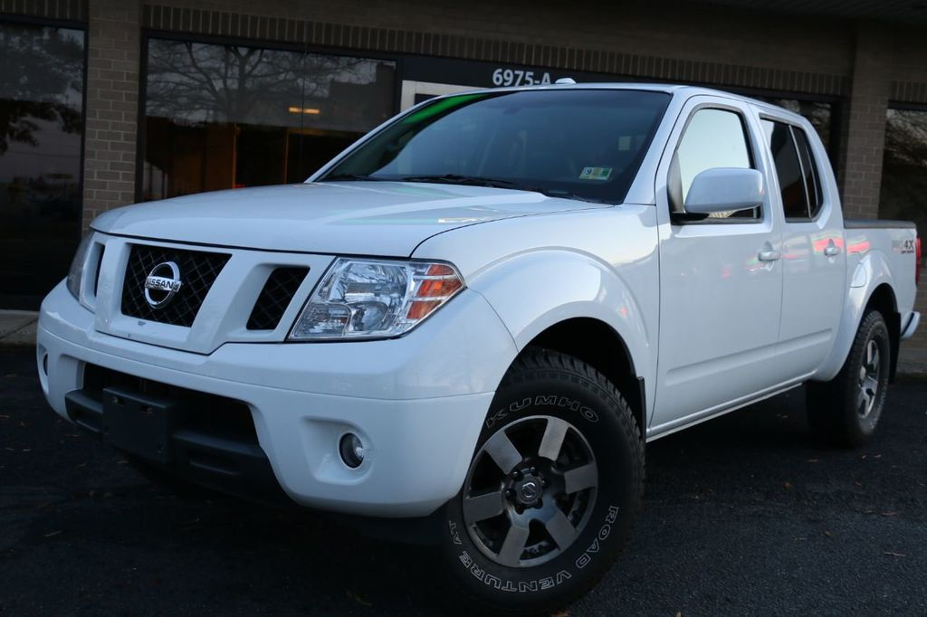 2010 Nissan Frontier 4WD Crew Cab SWB Automatic PRO-4X - 18098959 - 1